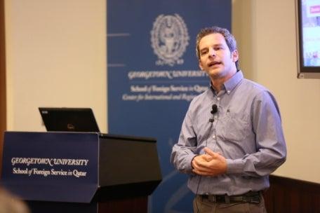 "Micha Kurz on ""Mobilizing Communities in Occupied Jerusalem"""