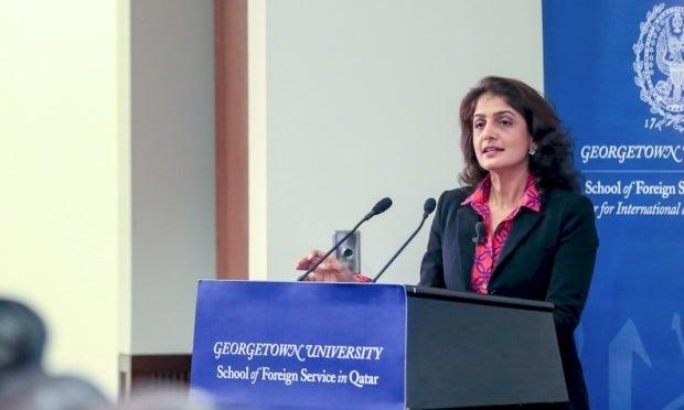 Zahra Babar on Arab Migrants in Qatar