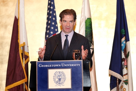 Peter Bergen Lectures on the Remaking of the Middle East