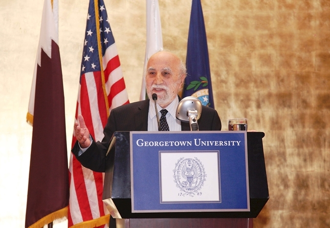 Fouad Ajami Lectures on the Arab Spring