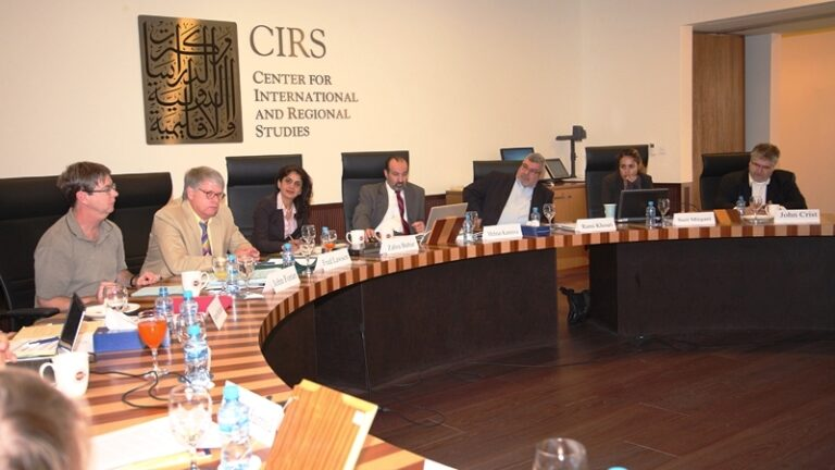 The Evolving Ruling Bargain in the Middle East Working Group I