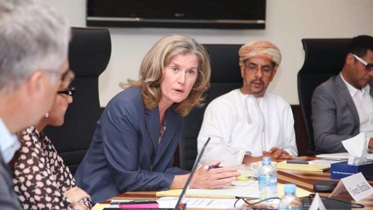 Sectarian Politics in the Gulf Working Group I