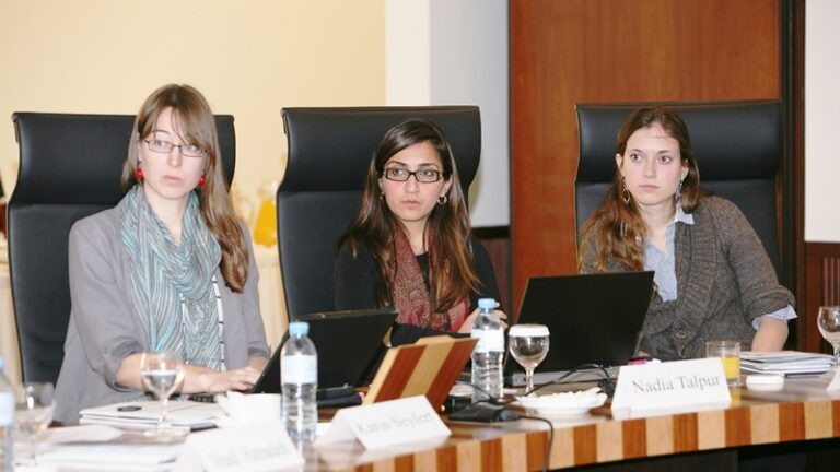 Food Security and Food Sovereignty in the Middle East Working Group I