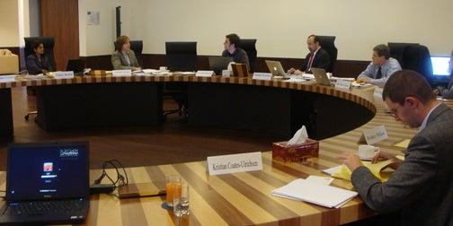 Working Group Meetings