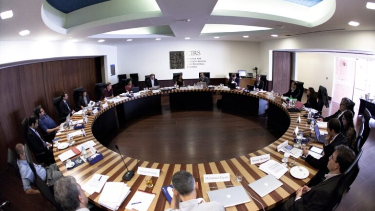 The Evolving Ruling Bargain In The Middle East Working Group II