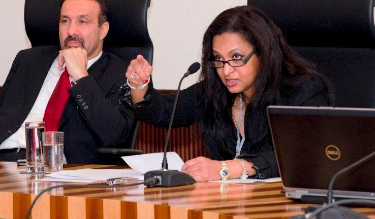 Rogaia Abusharaf on 'Debating Darfur'