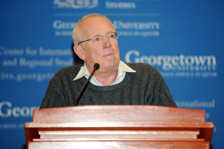 Robert Fisk on Western Journalism and the Middle East