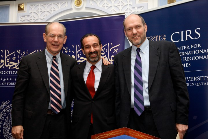 John Mearsheimer and Stephen Walt on the Israel Lobby and U.S. Foreign Policy