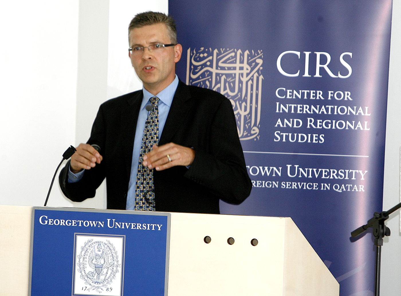 Kai-Henrik Barth on Nuclear Ambitions in the Gulf