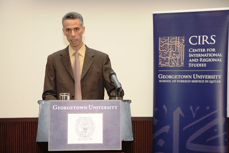 Mohamed Zayani Lectures on Transnational Arab Media