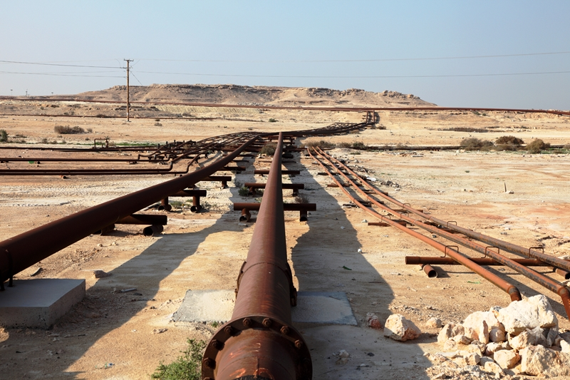 Geopolitics of Natural Resources in the Middle East