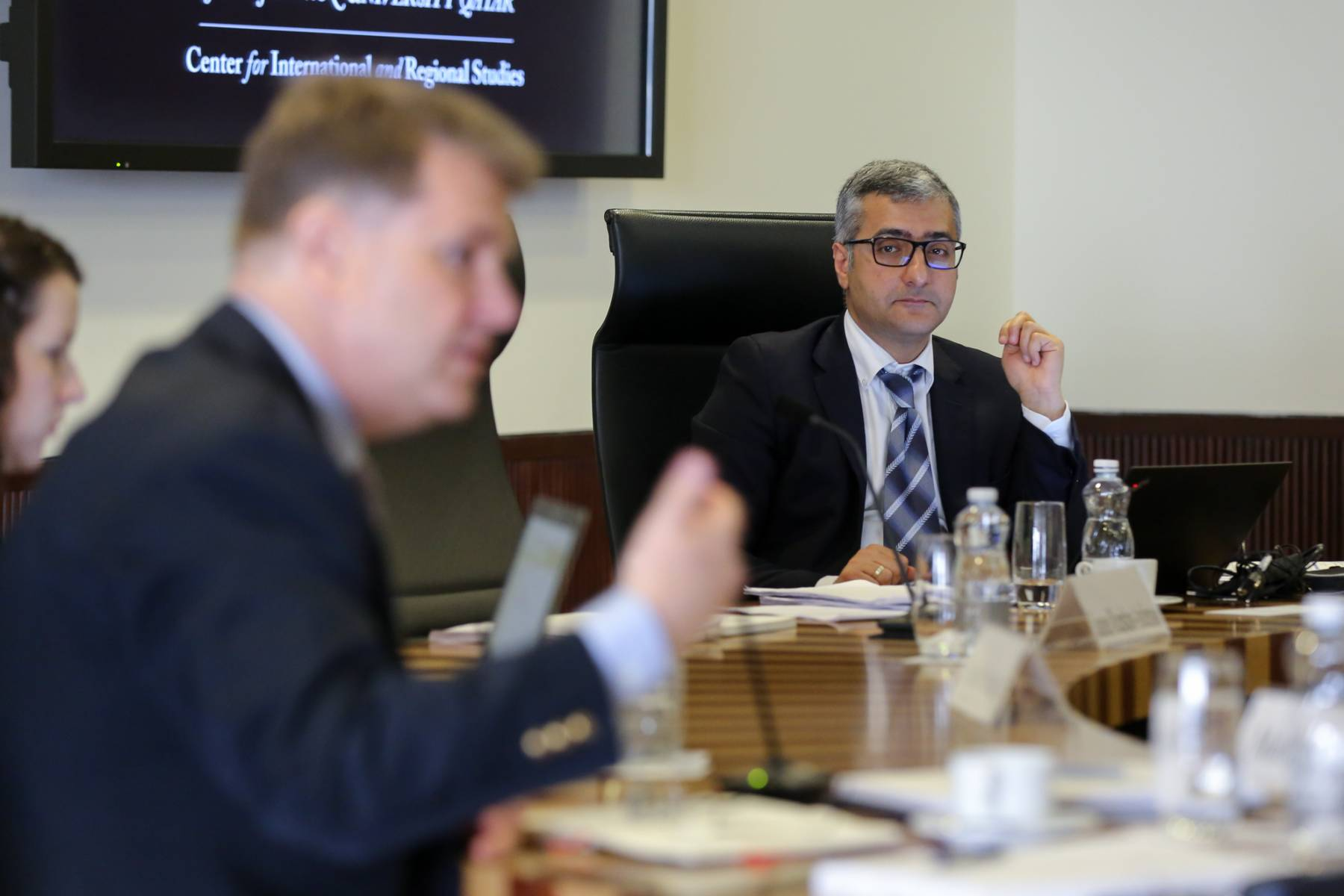 """The """"Resource Curse"""" in the Gulf Working Group II"""