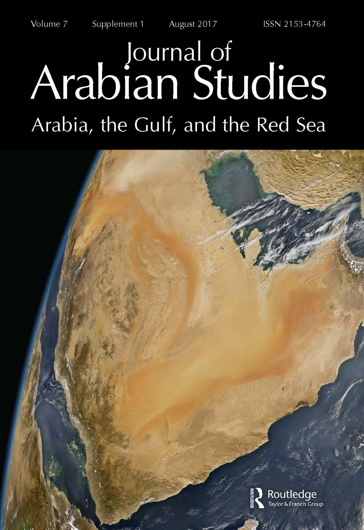 Journal of Arabian Studies: Art and Cultural Production in the GCC