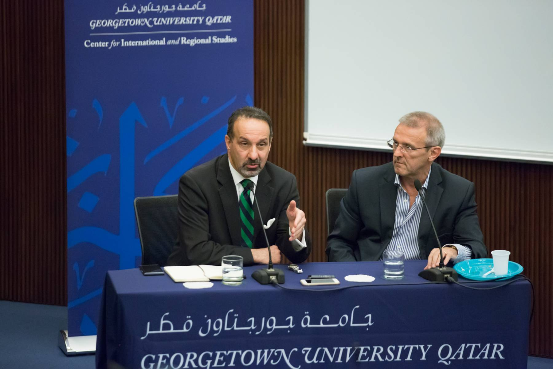 Tensions in the Middle East: A Tentative Assessment
