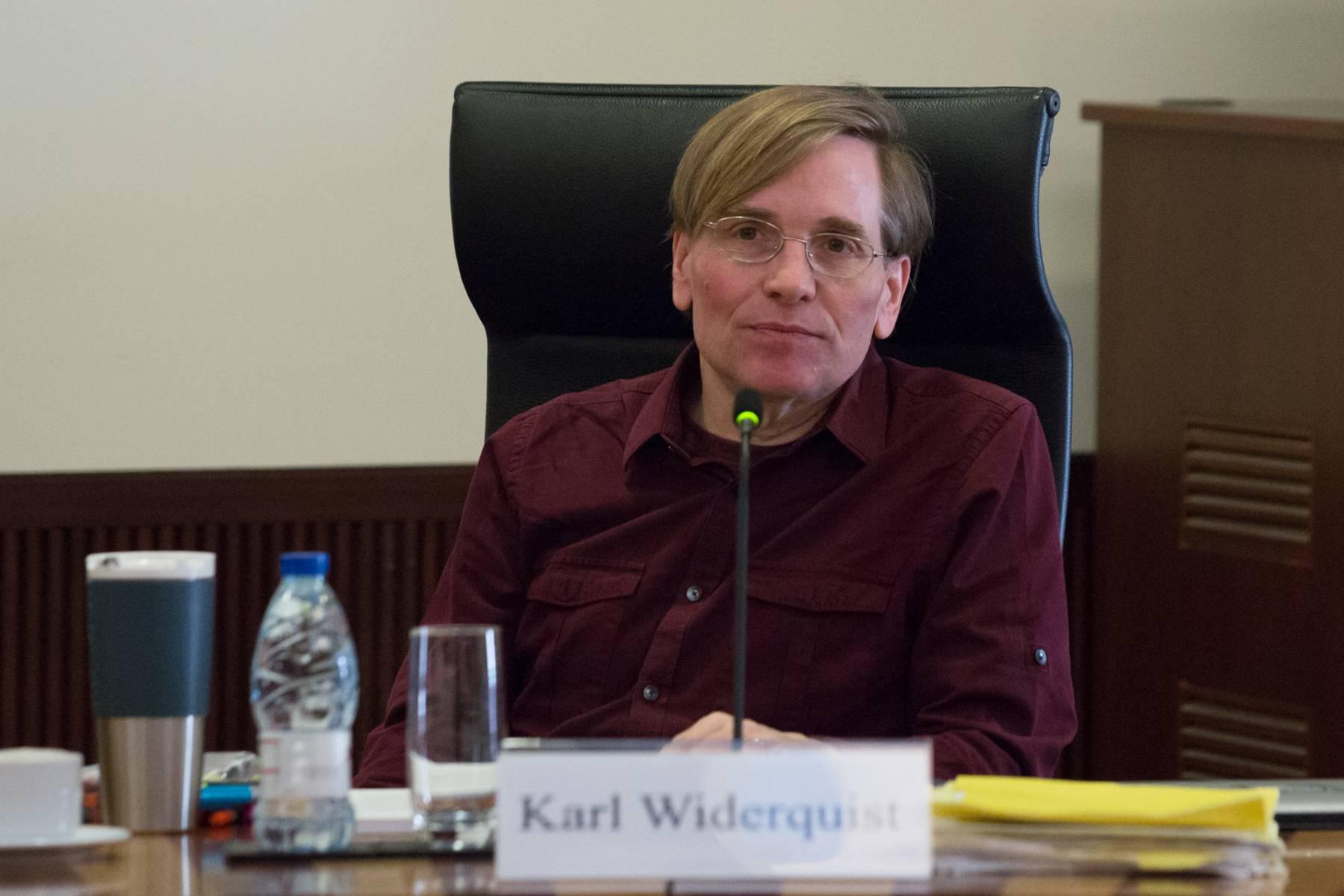 Karl Widerquist CIRS Book Workshop