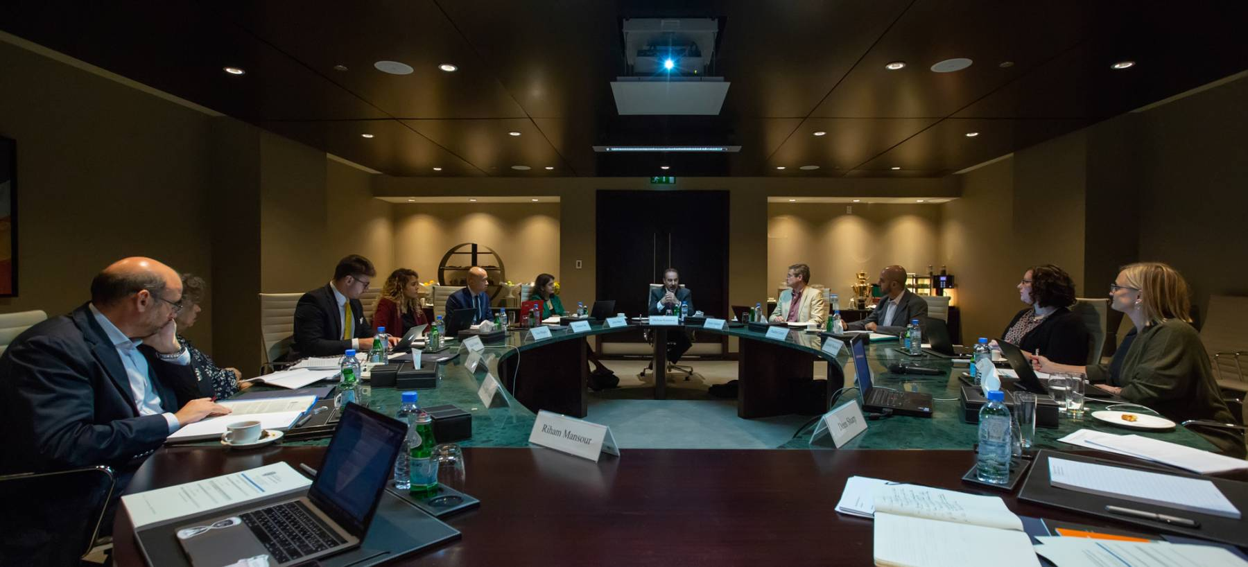 Informal Politics in the Middle East Working Group II