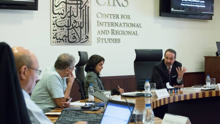 Science and Scientific Production in the Middle East