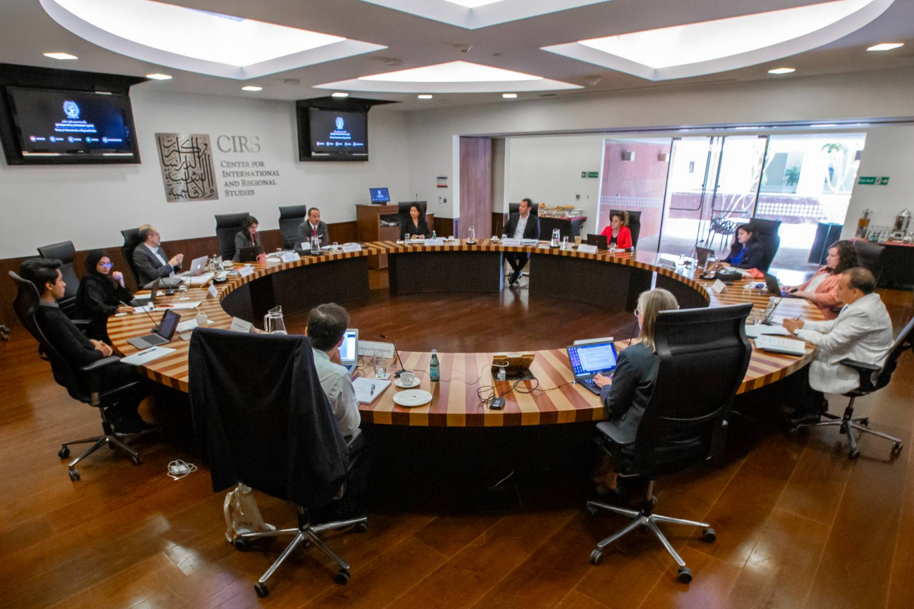 Political Economy of the Contemporary Middle East Working Group II