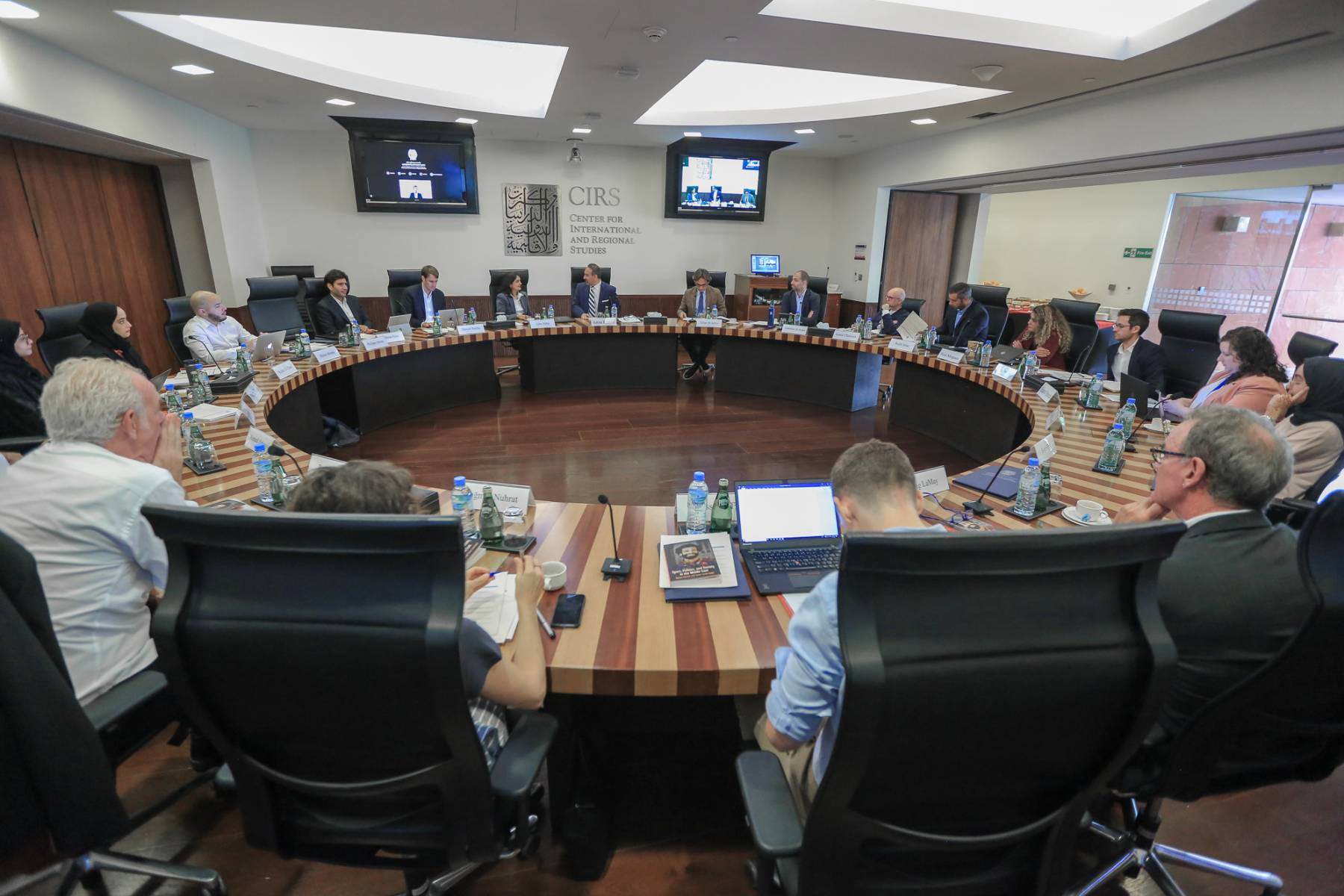 Football in the Middle East Working Group I