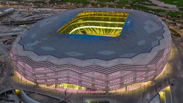 Building a Legacy: Qatar FIFA World Cup 2022