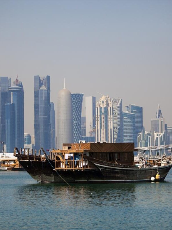 The Evolution of Gulf Global Cities