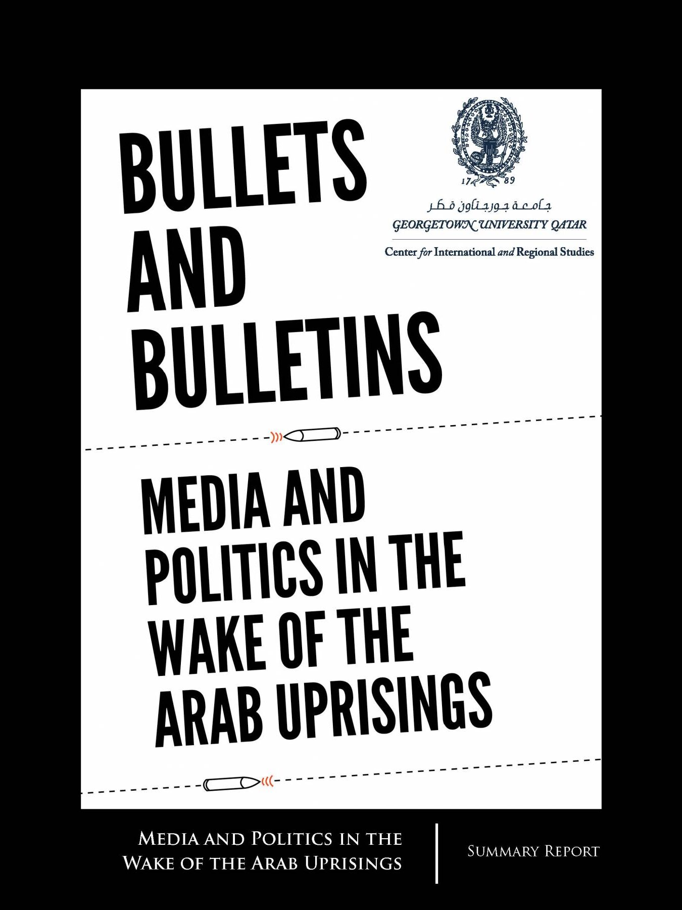 Media and Politics in the Wake of the Arab Uprisings
