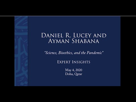 Expert Insights: Science, Bioethics, and the Pandemic