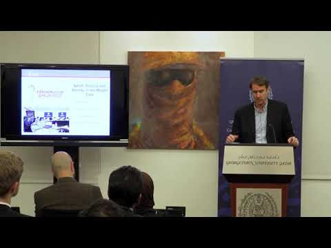 CIRS Book Launch: Sport, Politics, and Society in the Middle East | Danyel Reiche