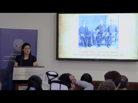 CIRS Dialogue: Spreading the Faith | Karine Walther
