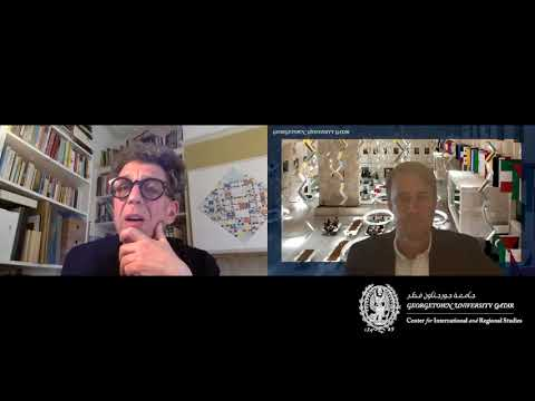David Goldblatt | The 2022 World Cup in Qatar in Historical Perspective | World Cup Lectures | CLIP