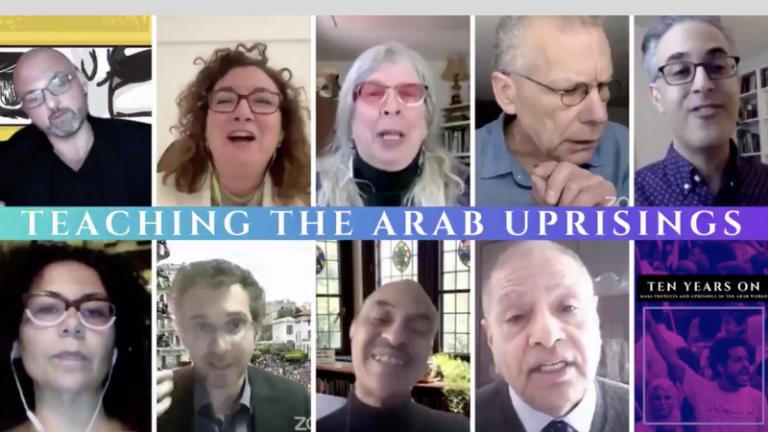 Teaching the Arab Uprisings (2)